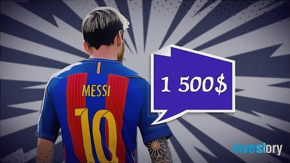 Lionel Messi to Help Your Investment Situation