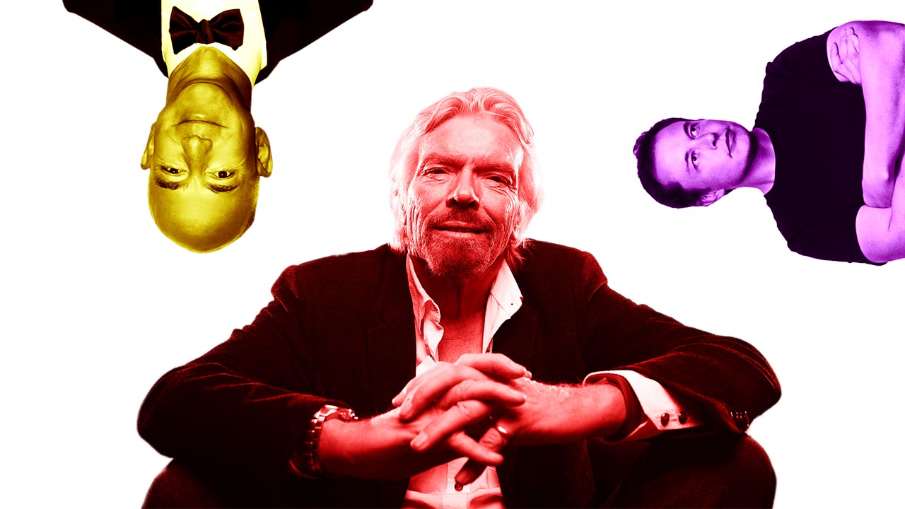 Richard Branson, Elon Musk and Jeff Bezos Compete For #1