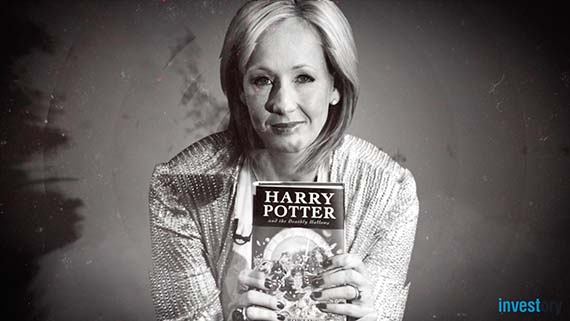 The Dark Side of JK Rowling's Inspiration