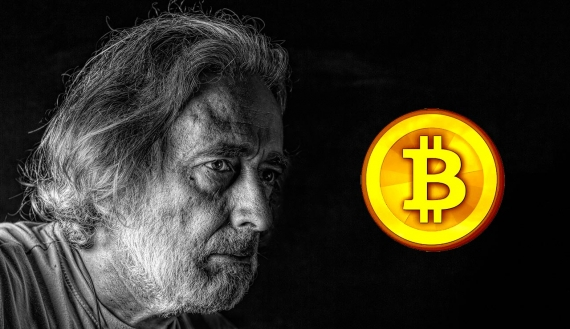 Man Sold His Life and Soul for Bitcoin - investory-video.com