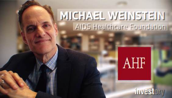 Michael Weinstein's Anti-HIV Empire