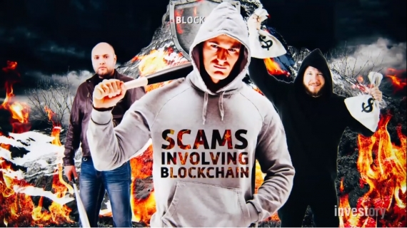 Top 4 Most Dangerous Blockchain Scams