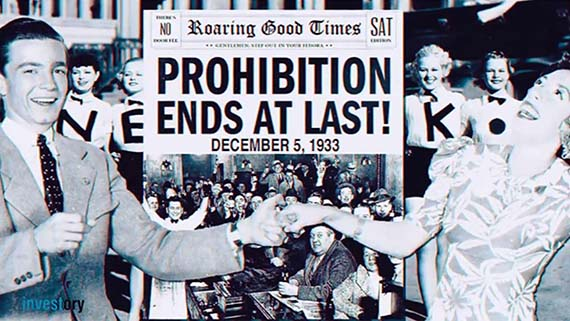 Capitals of Prohibition