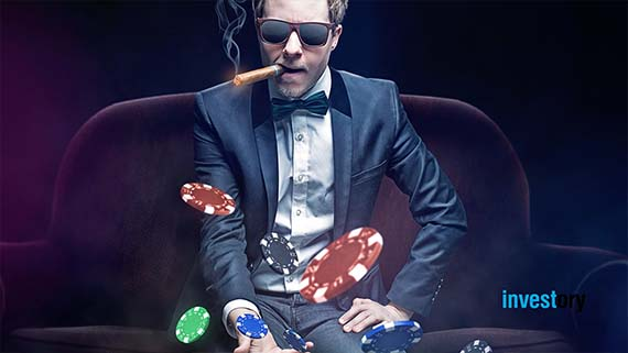 Poker: cards, money, and… billionaires