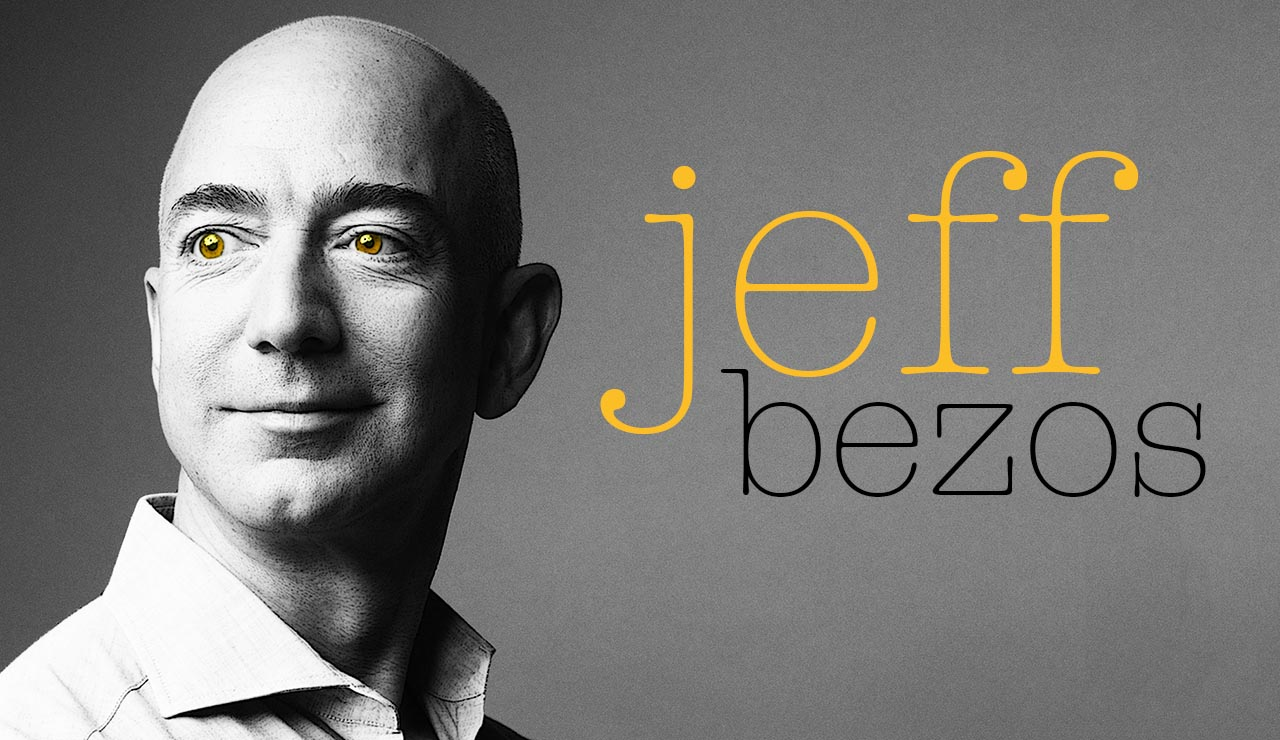 Jeff Bezos: Rise To Power Is Weirder Than You Think