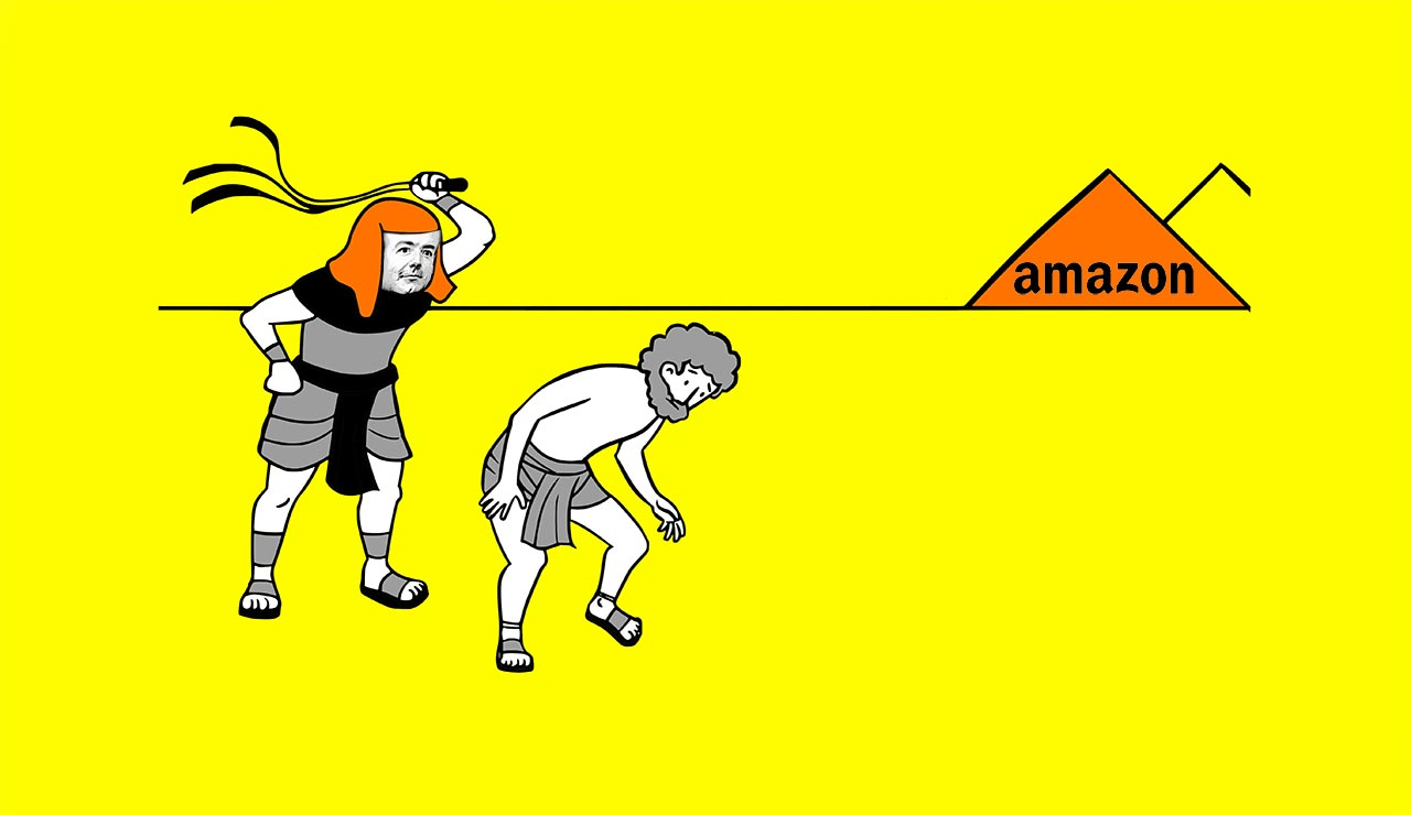 Top 3 Reasons Why Jeff Bezos Is Destroying Amazon