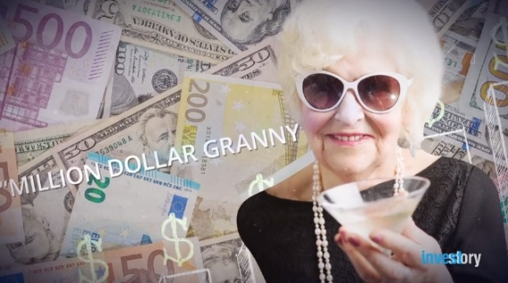 Ingeborg Mootz: The Million Dollar Granny