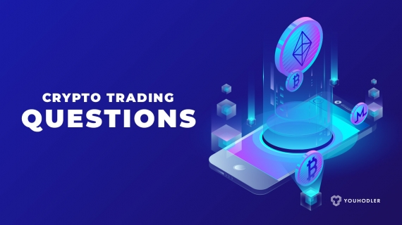 Crypto trading: 6 Questions to Ask Before selling Cryptocurrencies
