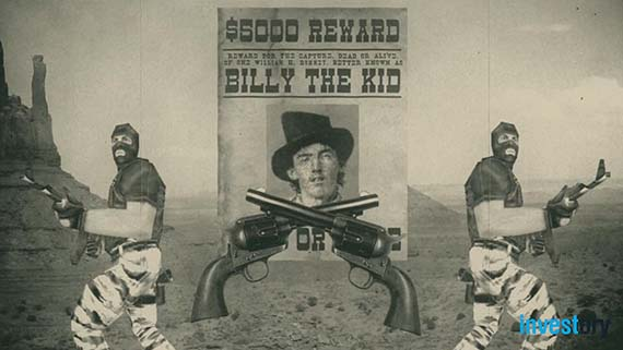 The 2.5 Million-fold ROI and The Legacy of Billy the Kid