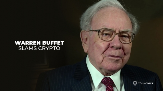 Warren Buffet Slams Crypto: Here's Why He's Wrong
