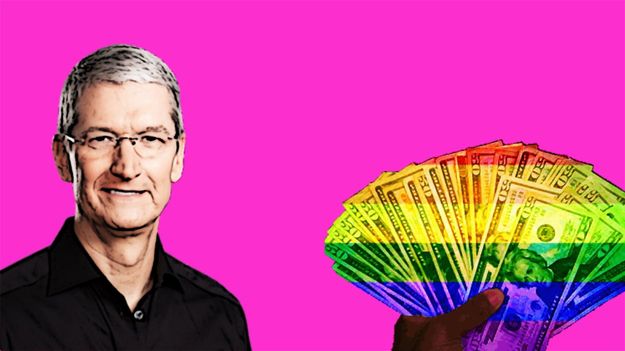 Tim Cook Is Just One Of Many Gay Millionaires