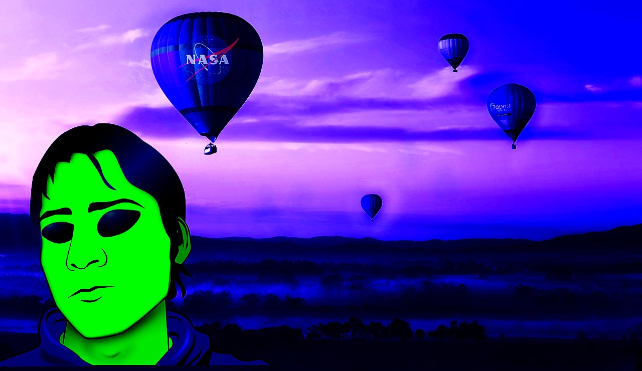 NASA Now Using Balloons to Find Aliens - Investory-video.com