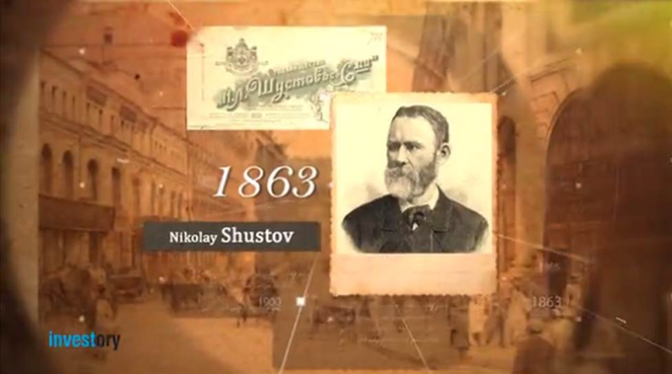 Shustov Cognac – One Hundred Years of Success