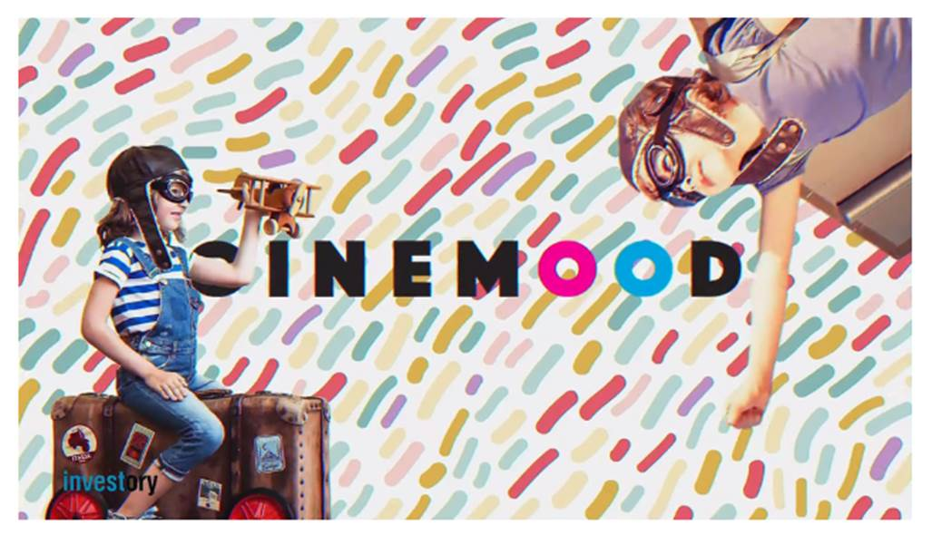 Filmstrips in a Cube: CINEMOOD