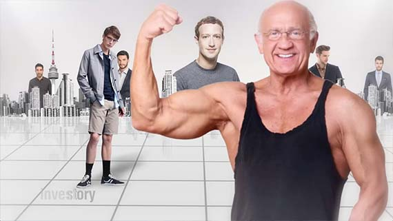 Are you More of an Old Fart Rather than a Young Hipster? You Can Still Build Successful Startups