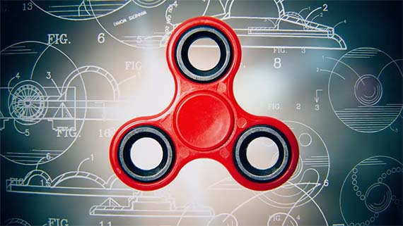 Fidget Spinners: Turning the World Around