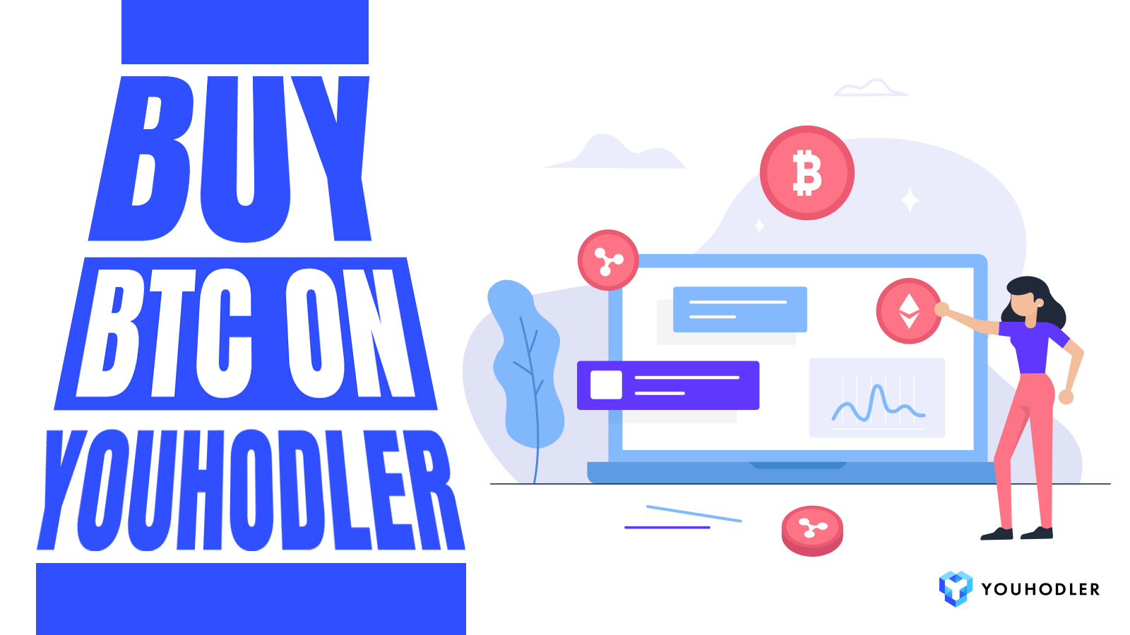 How to Buy Bitcoin (BTC) With Fiat on YouHodler