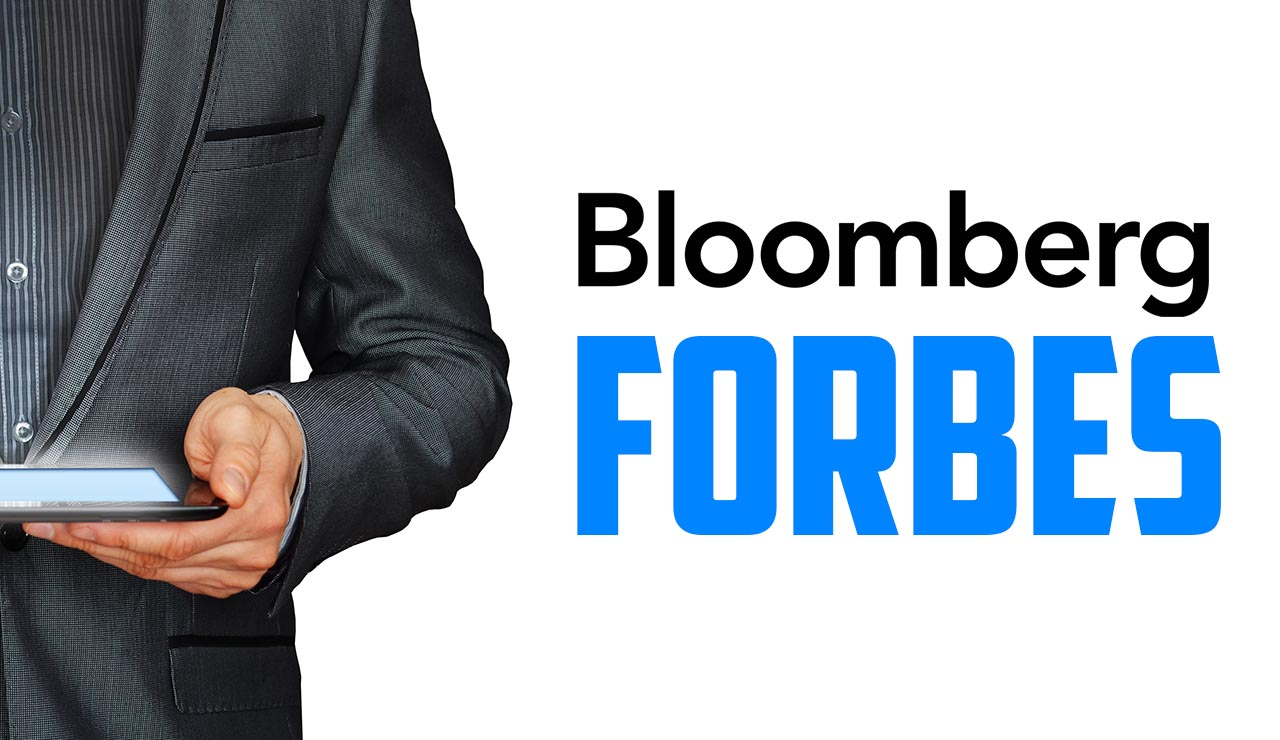 Forbes And Bloomberg: 10 Cool Alternatives You Need To See